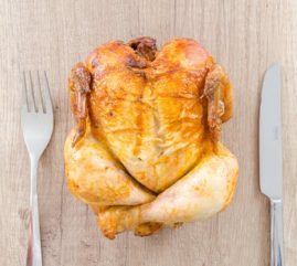 Can your Christmas dinner really contribute to a dreaded bad back?