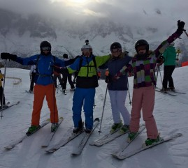 Team Summit's top tips to avoid injury when skiing