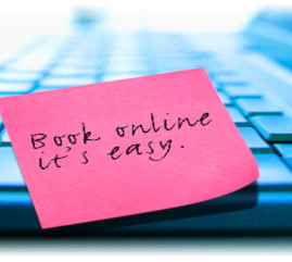 Exciting News About Online Booking