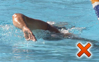 Preventing shoulder injuries in swimmers
