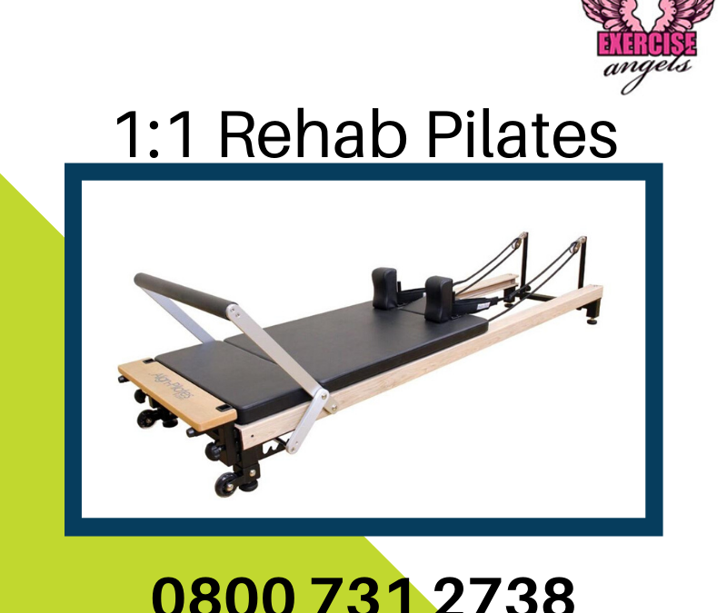 The benefits of 1:1 Reformer Pilates