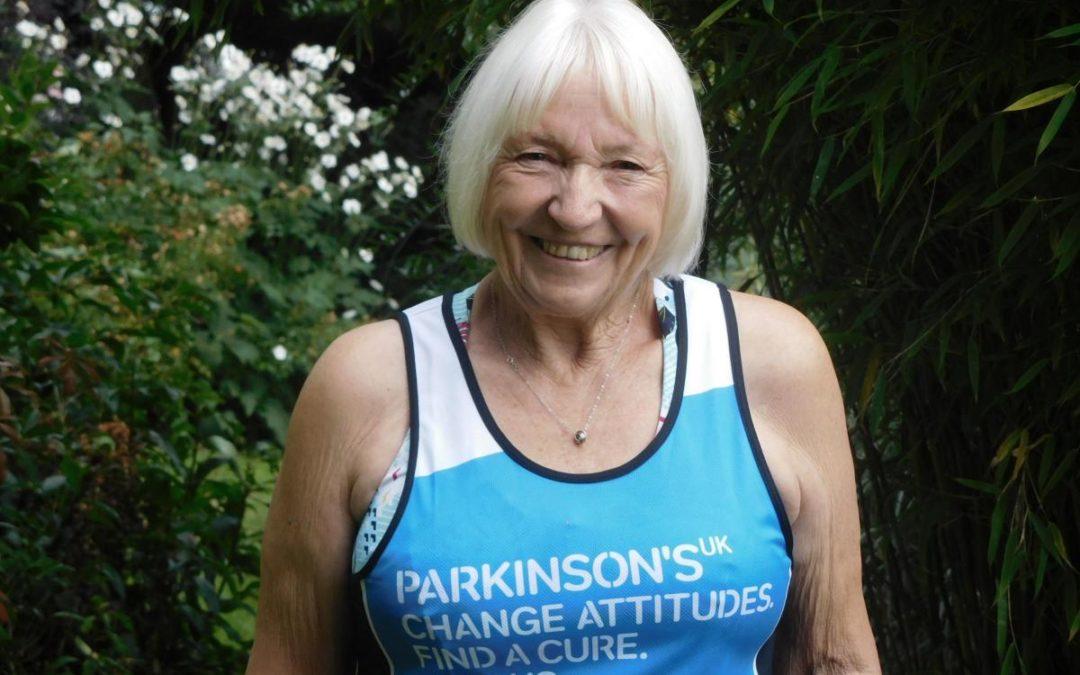 Running The London Marathon at 77